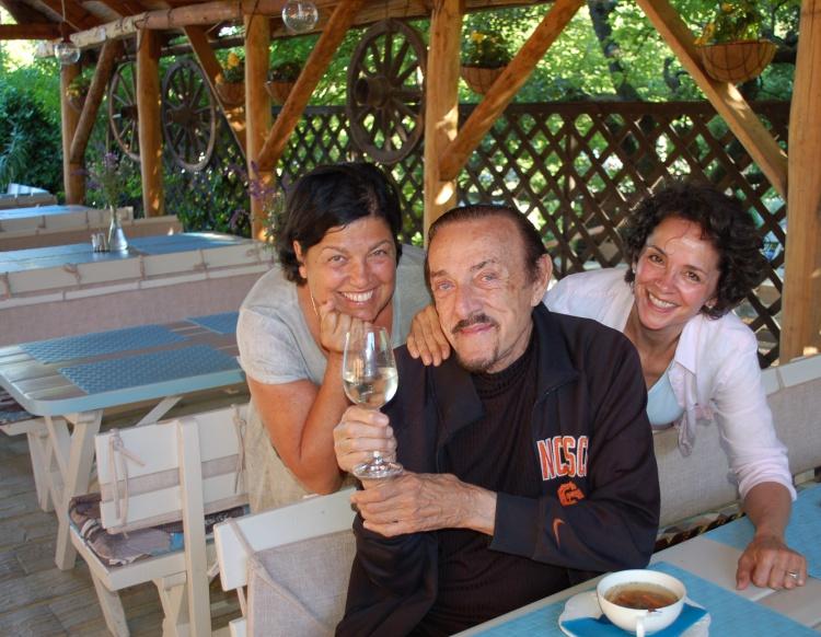 A világhírű szociálpszichológus imádta a karfiollevesünket